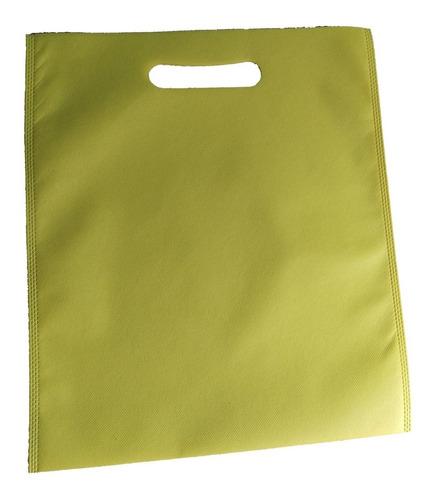 bolsa 30*35 tipo boutique ecologica non woven. sin impresión