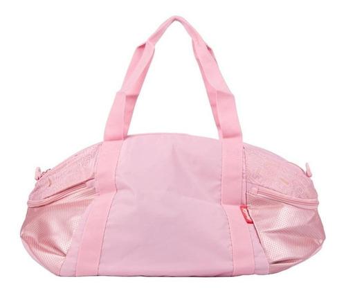 bolsa academia coca cola blush rosa pacific 7841326