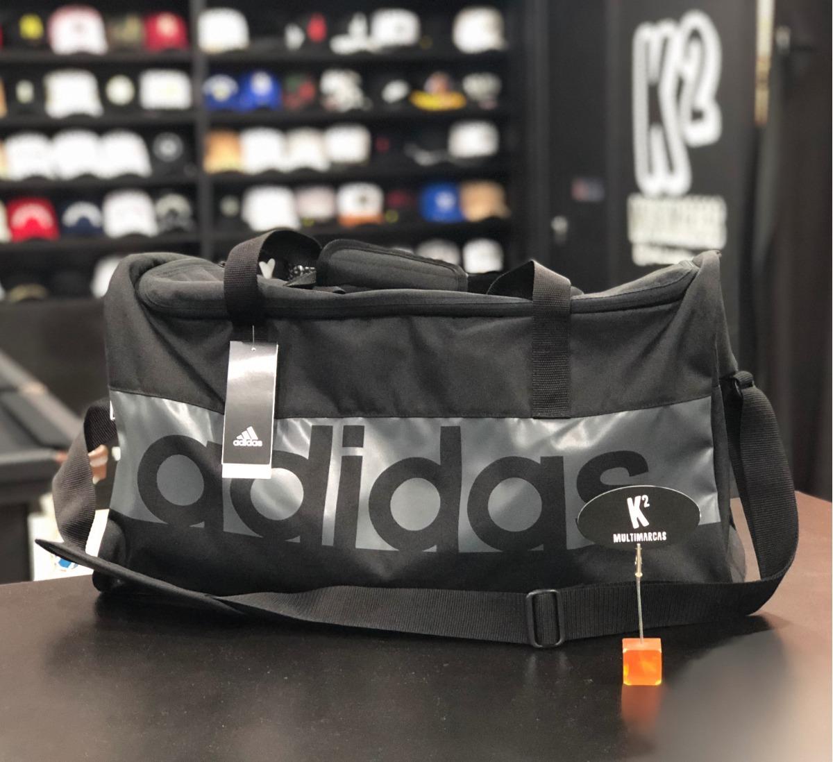 547b00e64 Bolsa adidas Ginástica Média Tiro Lin Tb S96148 - R$ 194,90 em ...
