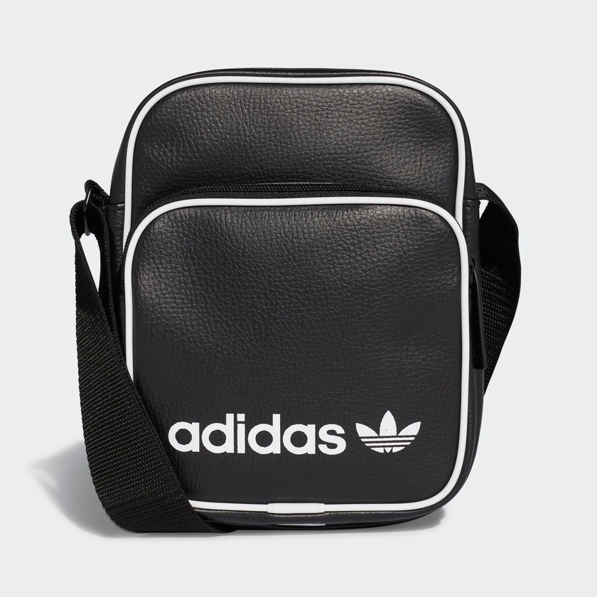 36fda7e9a49 bolsa adidas originals mini bag vintage - original. Carregando zoom.