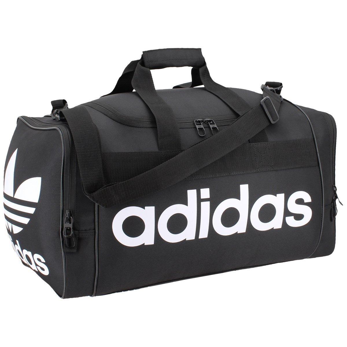 Bag Negro2 100 Bolsa Originals En Duffel Santiago Adidas 00 3ulJTF1Kc