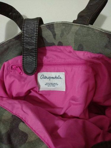bolsa aeropostale de mujer