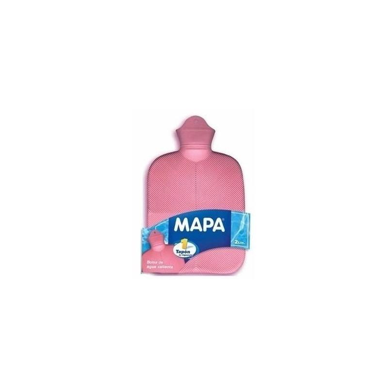 Bolsa Para Agua Caliente Mapa Clasica -   340 4050b9381bd