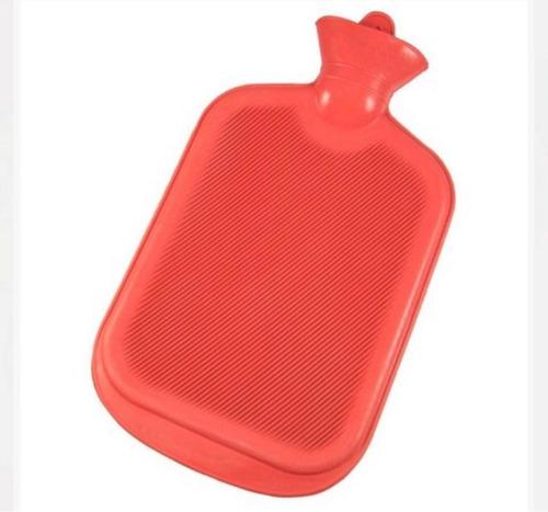 bolsa agua caliente caucho para cólicos  dolor de espalda