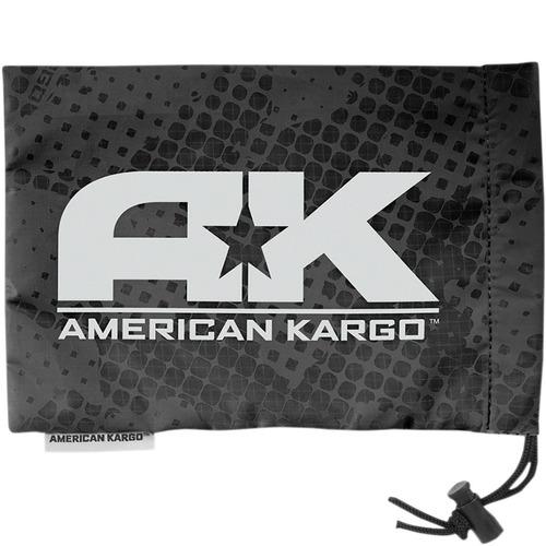 bolsa ajustable american kargo negro gafas