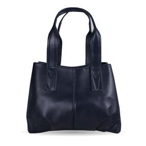 3d19b3af3 Bolsa Mao - Bolsa de Verniz Femininas Com fecho Azul no Mercado ...