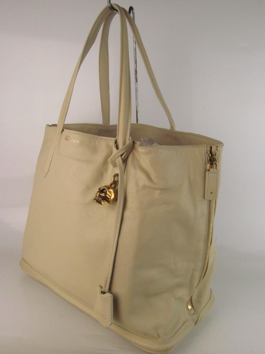a75eba8dc5a bolsa alexander mcqueen original em couro ed limitada. Carregando zoom.