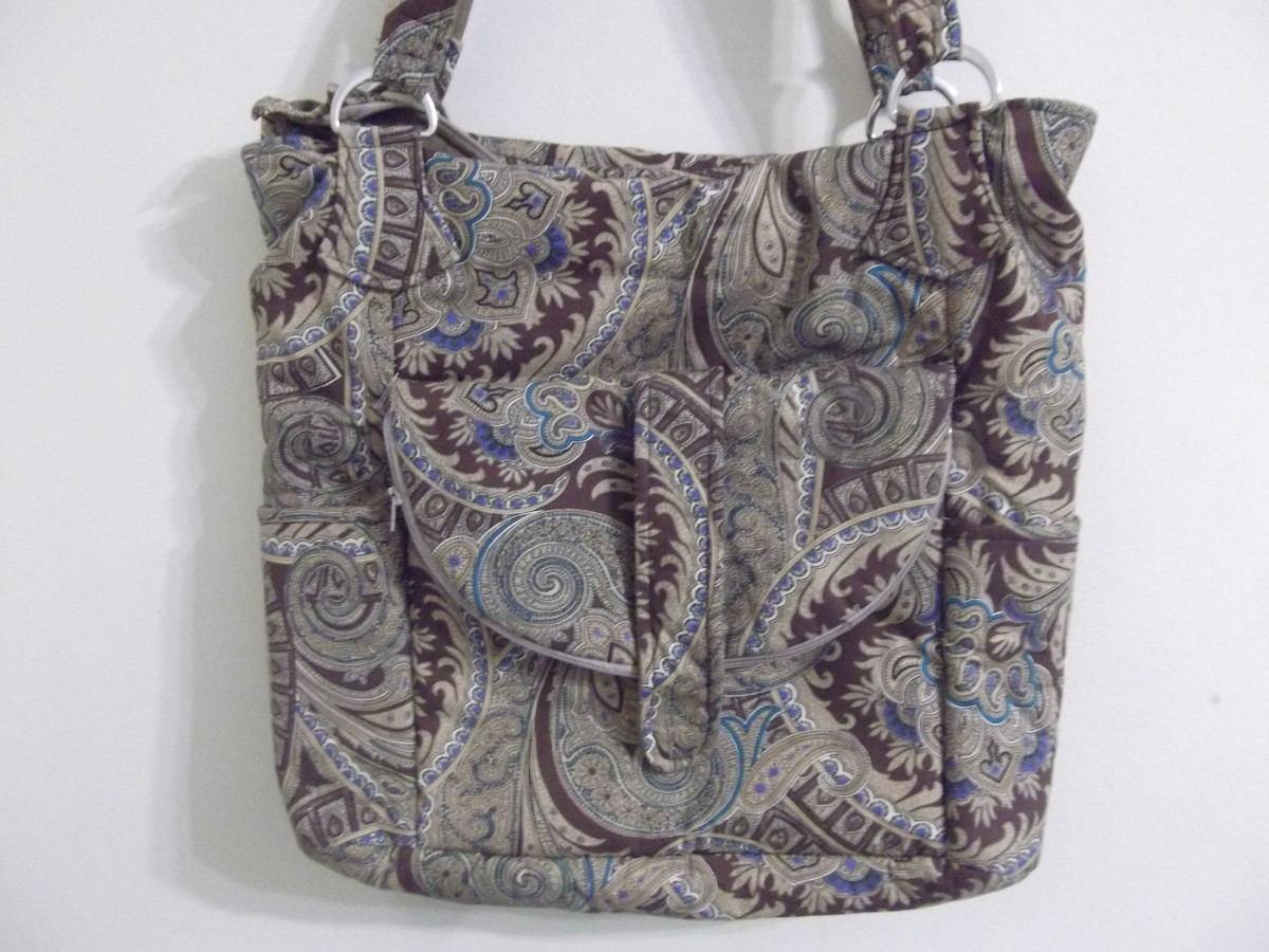 Bolsa De Tecido Linda : Bolsa artesanal de tecido pronta entrega r em