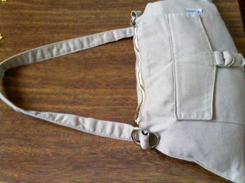bolsa artesanal infantil