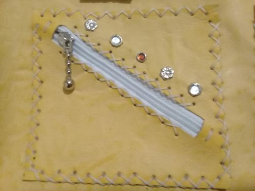 bolsa artesanal para dama