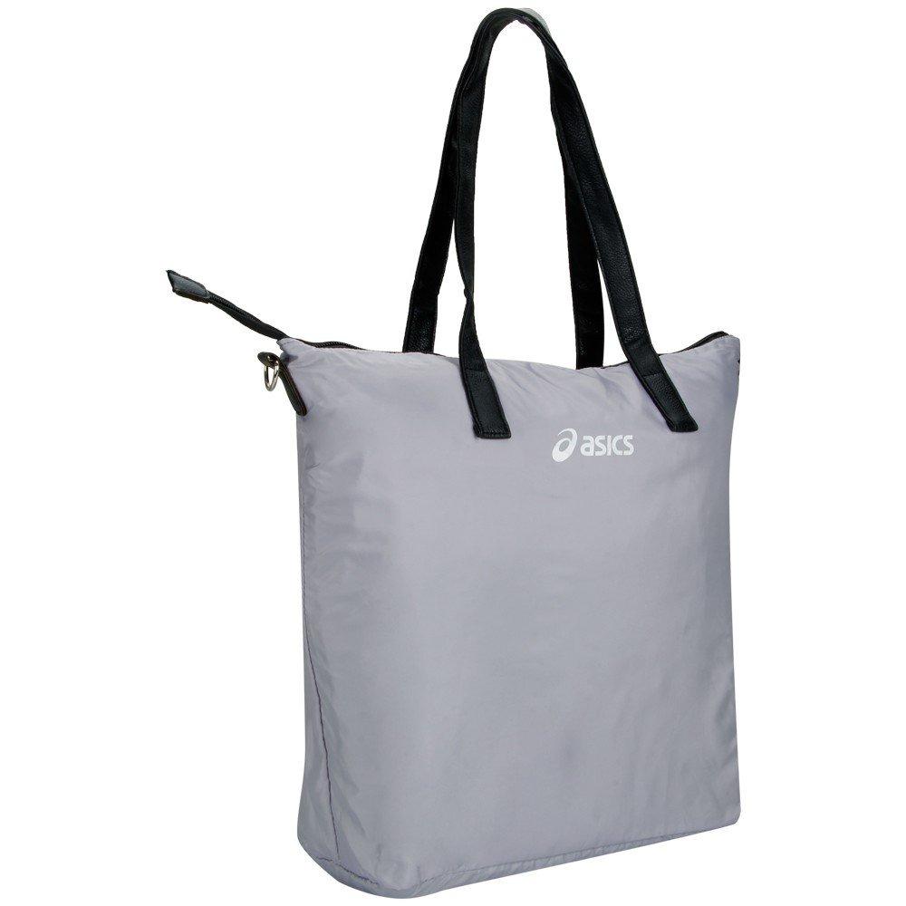 8a93d4f2a bolsa asics fitness shoulder bag cinza. Carregando zoom.