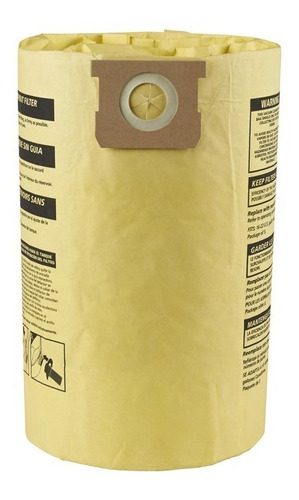 bolsa aspiradora 15-22 gal drywall tablaroca 2 pzs shop vac