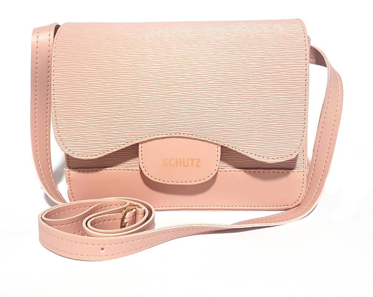 6e7b86e1b kit bolsa + carteira + bag feminina conjunto 3 peças salmão · bolsa bag  feminina. Carregando zoom.