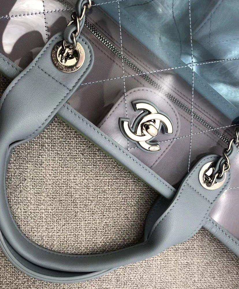 f94025751 bolsa chanel tote bag a57411 pvc feminina - importada. Carregando zoom... bolsa  bag feminina. Carregando zoom.