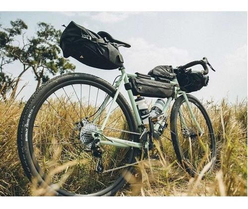 bolsa bag p/ selim de bicicleta topeak backloader 10lts