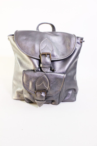 bolsa bag pack 10 kueri de piel