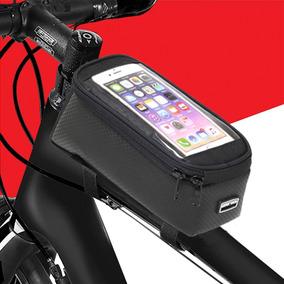 cf0449877f7 Bolsa Porta Celular Suporte Quadro Bike Bicicleta - Ciclismo com Ofertas  Incríveis no Mercado Livre Brasil