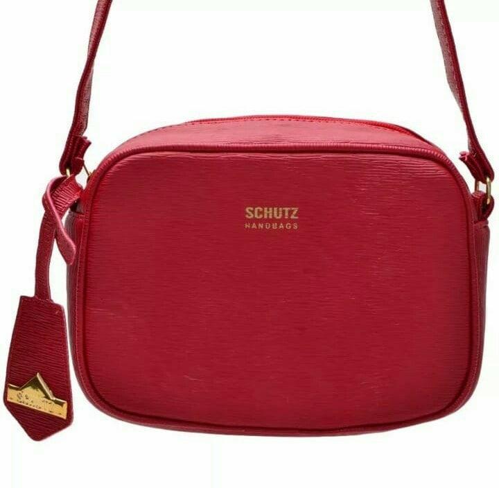 781e9e2b8 Bolsa Bag Tiracolo De Passeio Sacola Schutz Cores Diversas - R$ 48 ...