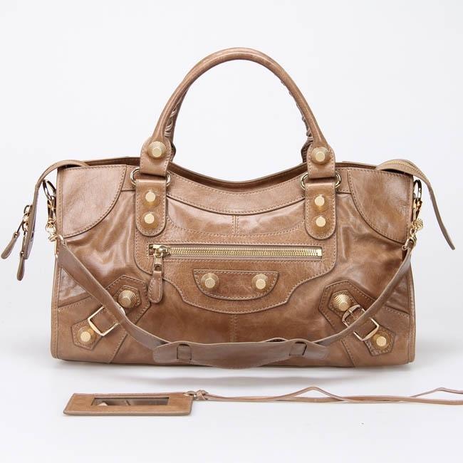 97e6bf62337 Bolsa Balenciaga Giant 100% Autentica!!! - R  1.700