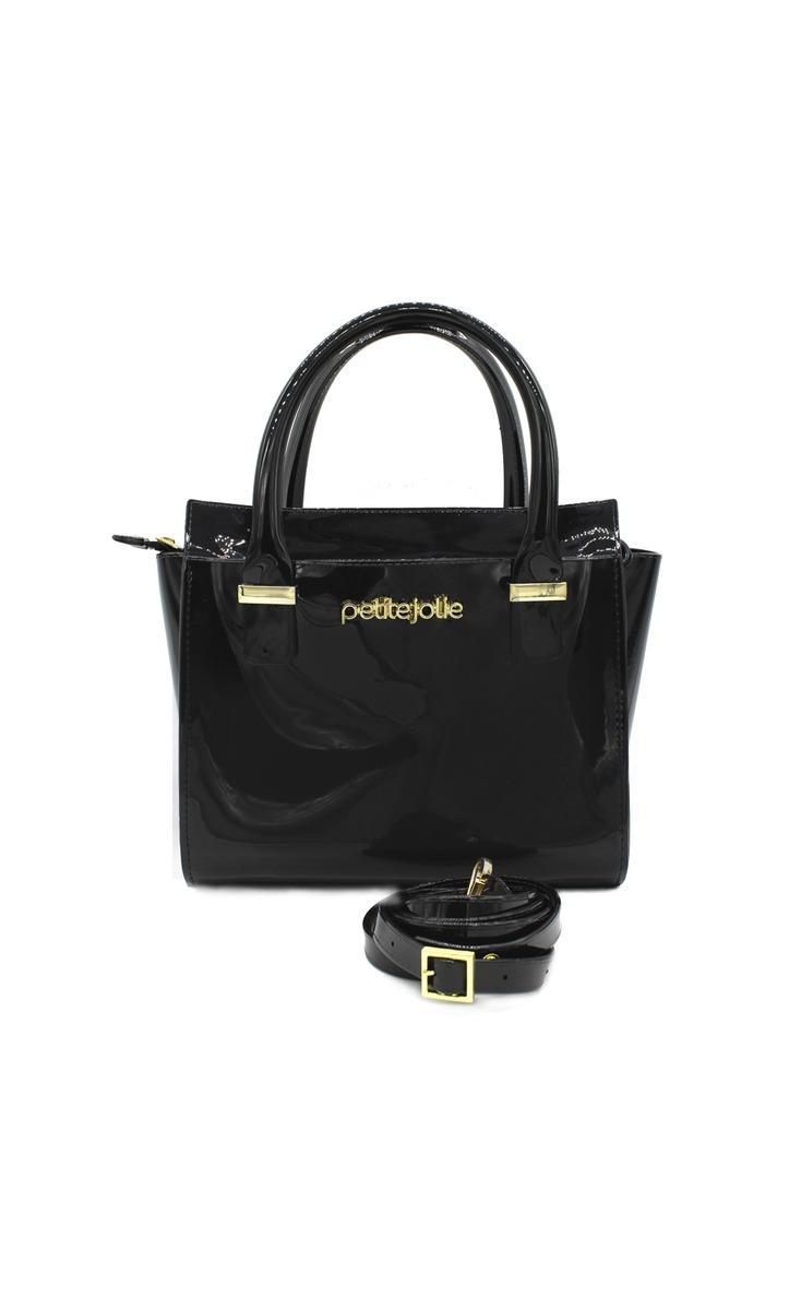 b0a682f21 Bolsa Básica Média Love Bag Petite Jolie Preta - R$ 119,90 em ...