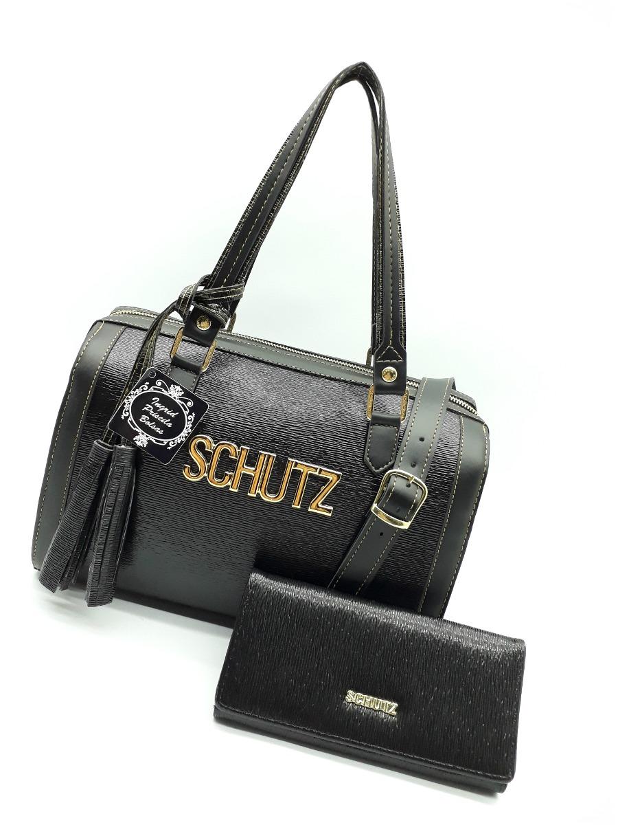 Bolsa Baú Schutz Lv Mk Gucci Pronta Entrega Coleção Nova - R  169 05380cd9b99