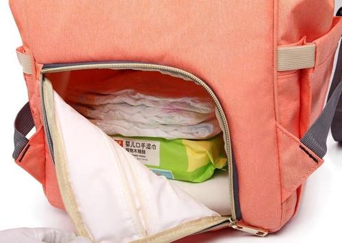 bolsa bebê mochila maternidade