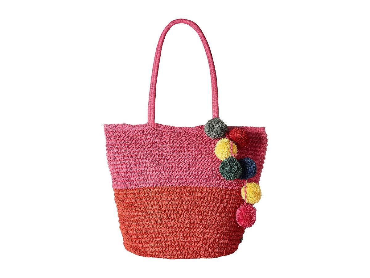 Bolsa Billabong Heart N Soul Rosa B1-731 - $ 1,574.55 en Mercado Libre