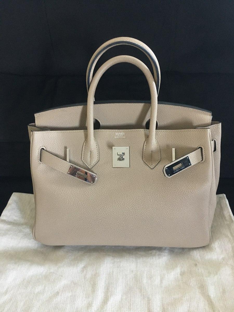 d8f19571b96 bolsa birkin hermès 30 cm imperdível. Carregando zoom.