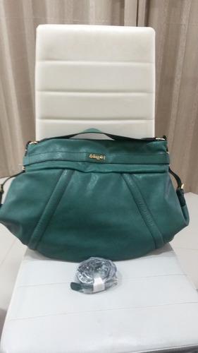 bolsa blugirl by blumarine verde