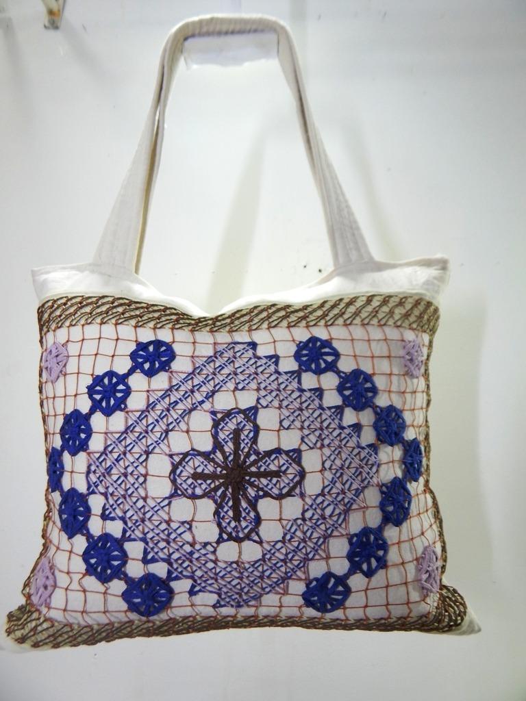 20359a254 bolsa bordado renda filé tecido moda praia artesanal 010. Carregando zoom.