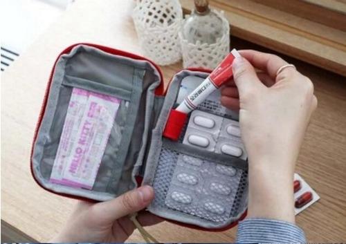 bolsa botiquin pouch (first aid kit) kit primeros auxilios