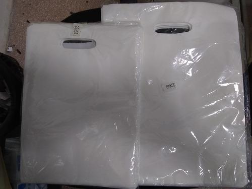 bolsa boutique blanca 15x20 (400 unidades)