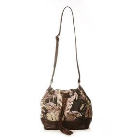52153b0d2 Bucket Bag - Bolsa de Couro Femininas em Paraná no Mercado Livre Brasil