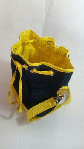 bolsa bucket ( tipo saco )