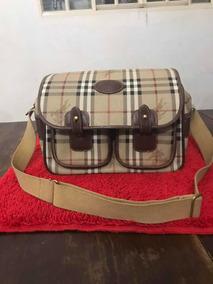 d573c3783 Bolsas Burberry Original Usadas - Bolsa de Couro Femininas, Usado no ...