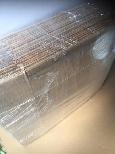 bolsa c/25pz caja 45x30x21cm seminueva