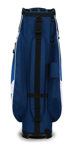 bolsa callaway chev cart wht/blue/ngrn 18