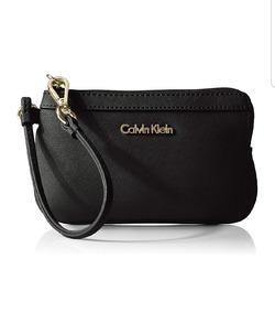 Klein Mano Negro Bolsa Calvin Color Bolso De v8nOwymN0