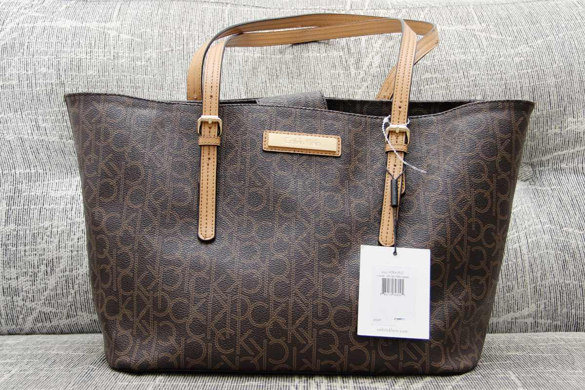 d955e92681987 Bolsa Calvin Klein Original - R  980,00 em Mercado Livre