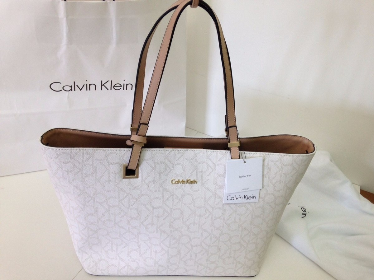 Jordan Calvin Tote Shopper Klein Bolsa Original O0vmNn8wPy