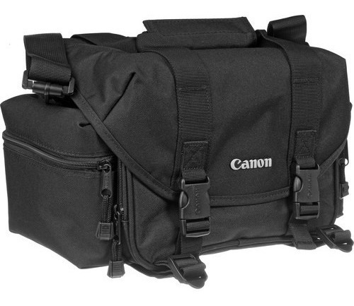 bolsa canon original gadget bag 2400 camera e acessórios