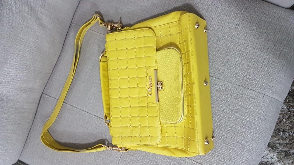 2094d656750 Bolsa Carmen Steffens Nova - Brechó Da Bugs - R  251
