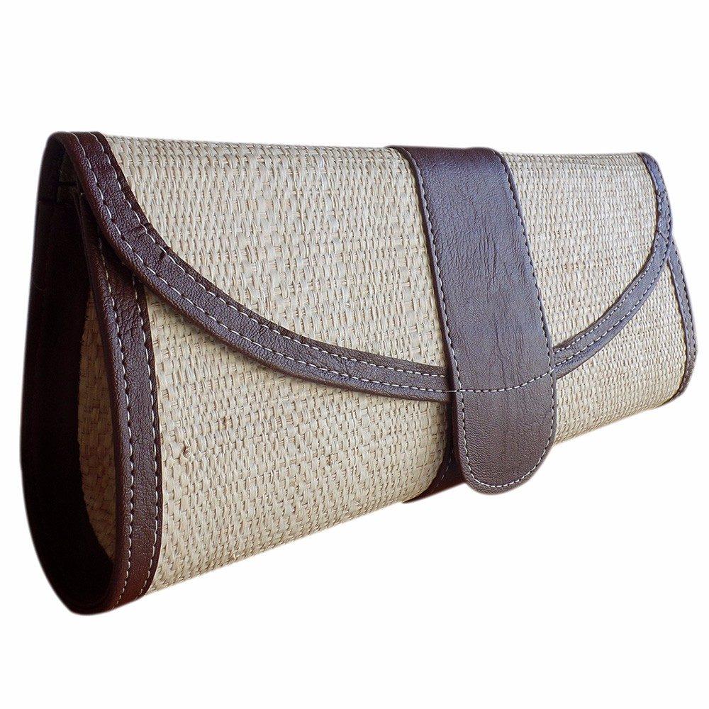 bolsa carteira clutch em palha de buriti artesanal cores. Carregando zoom. cbd85153d28