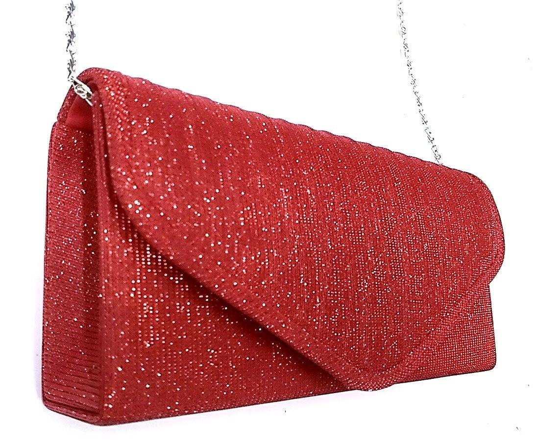613fdacc6f bolsa carteira clutch festa bolsinha casamento vermelha (bc). Carregando  zoom.