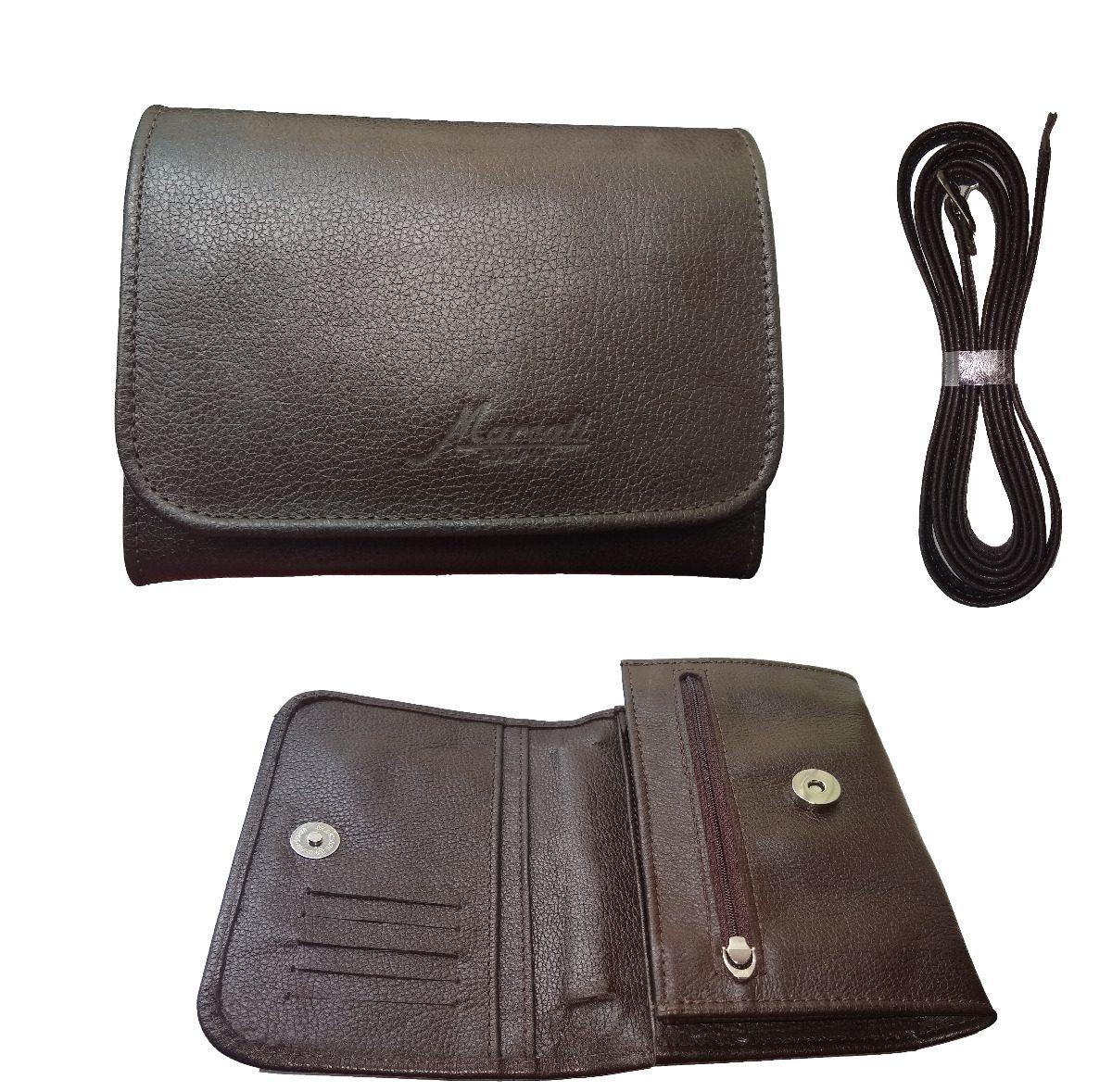 989f9d89e bolsa carteira couro feminina alça tiracolo - super promoção. Carregando  zoom.