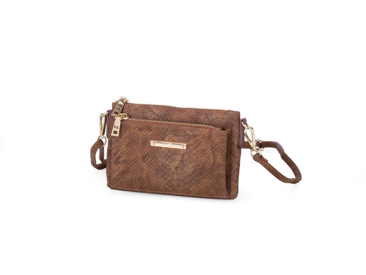 ec65e3037 Bolsa Carteira Fellipe Krein - Bc21455 - R$ 119,90 em Mercado Livre