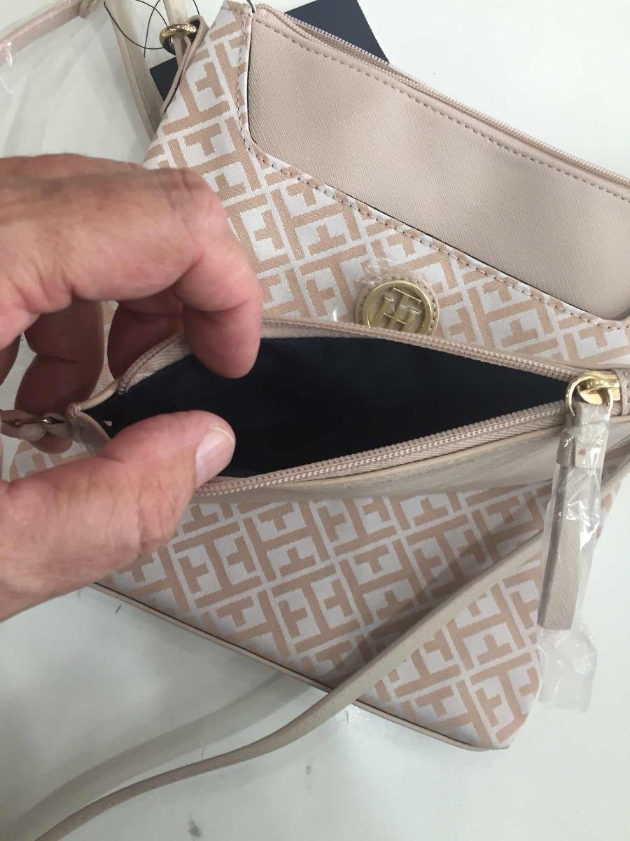 dbb187dc3 bolsa c/ carteira tommy hilfiger feminina rosé e branca. Carregando zoom... bolsa  carteira feminina. Carregando zoom.