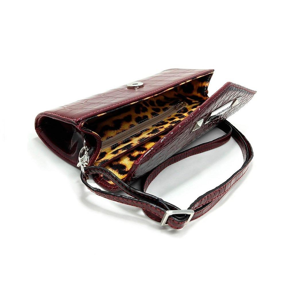 7ebb12ba9 Bolsa Clutch Vinho Rustica Carteira Feminina Exclusiva - R$ 46,99 em ...
