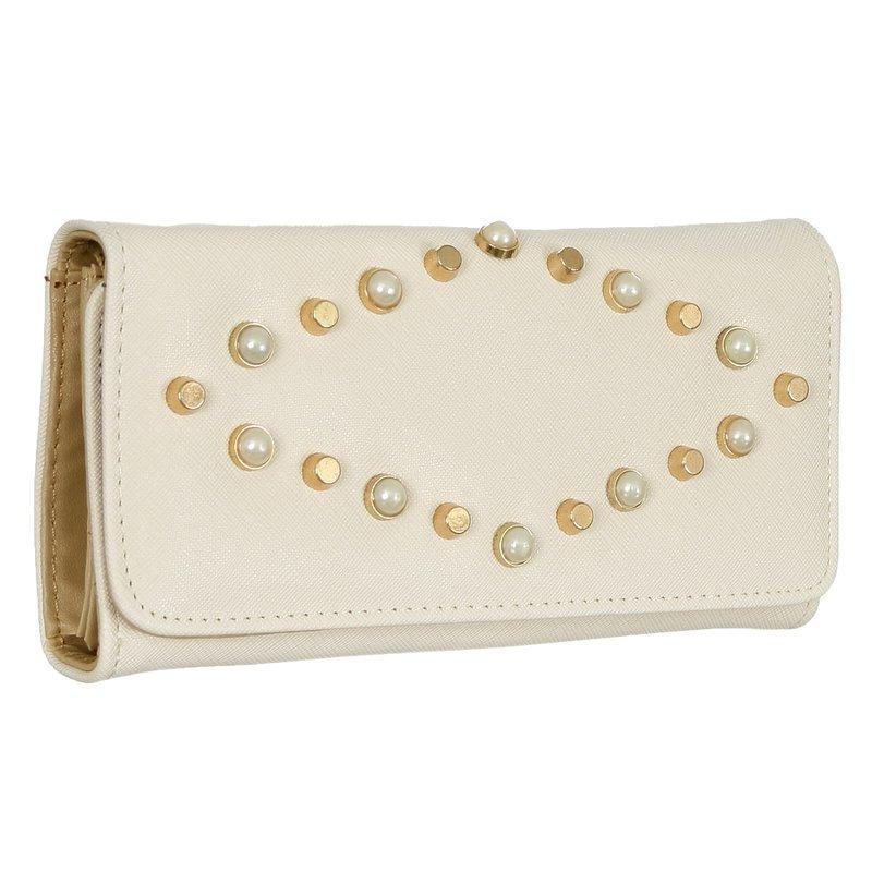 5df6c4568 bolsa carteira feminina nude bege com alças destacáveis. Carregando zoom.