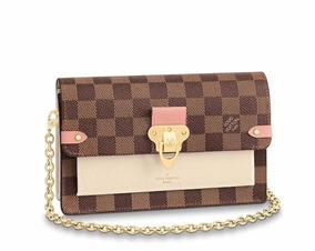 ee9883f98 Bolsa Louis Vuitton Clutch Murakami - Bolsas de Couro Branco no ...